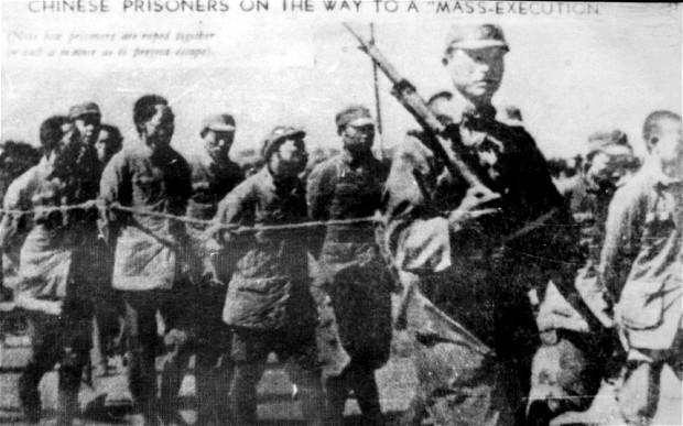 Nanjing execution china