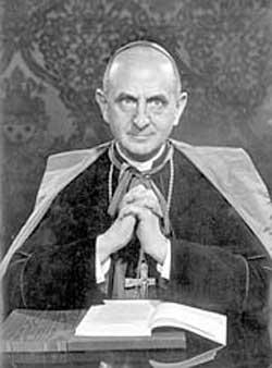 ratlines pope montini