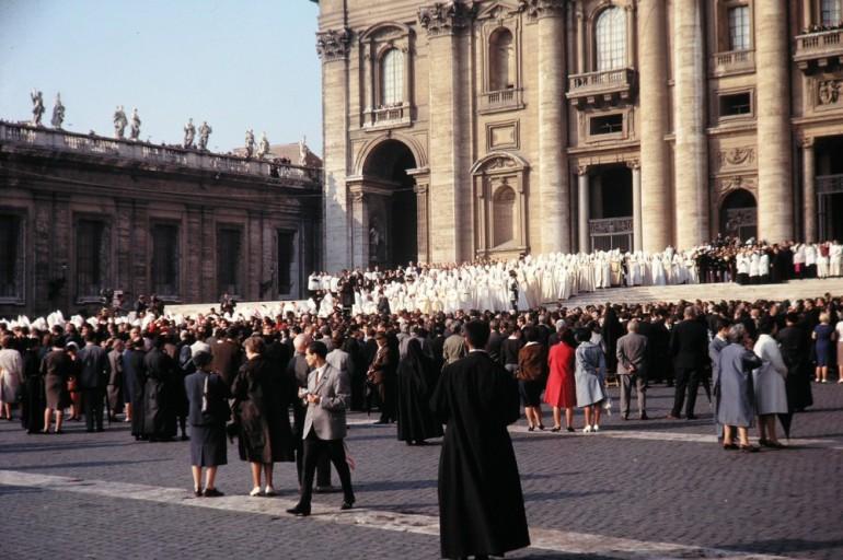 second vatican council october 11 1962