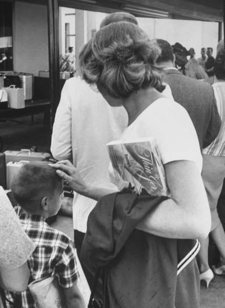 split from children synanon rehab 1961