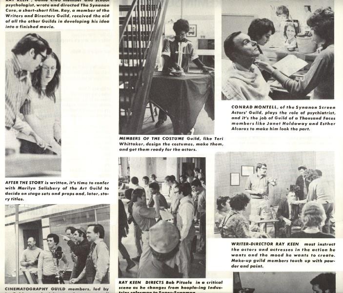 synanon magazine put in 1965