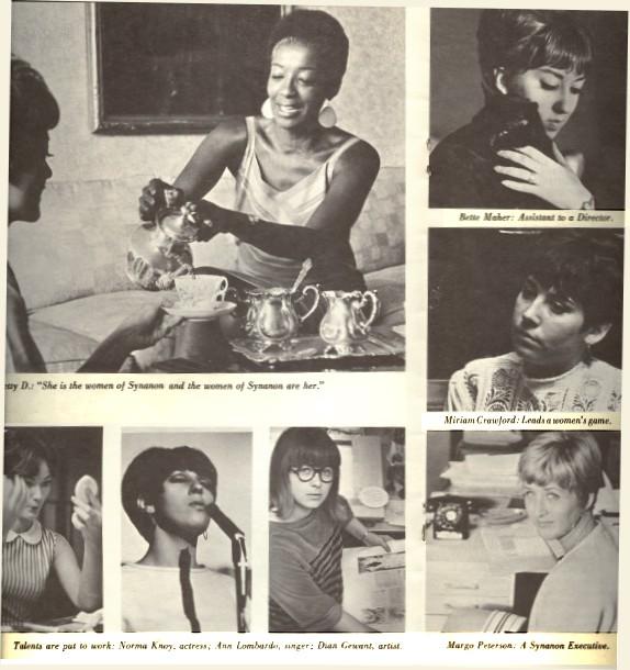 synanon women 1961