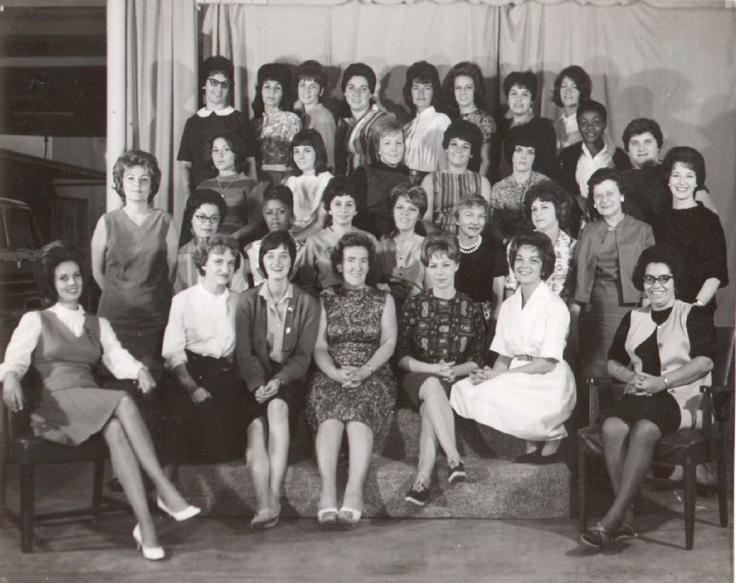 synanon women 1964