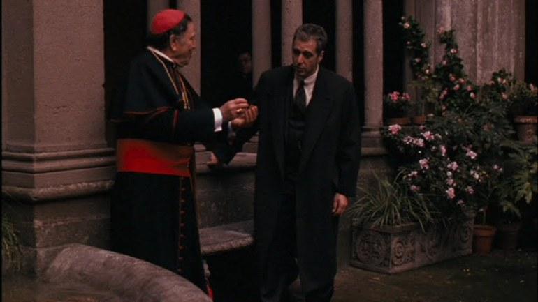 Mafia confession