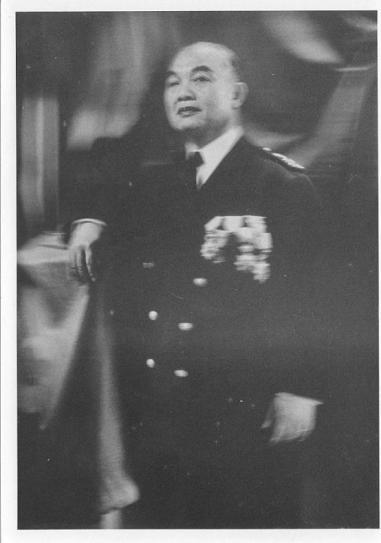 Deo van long Tai country leader