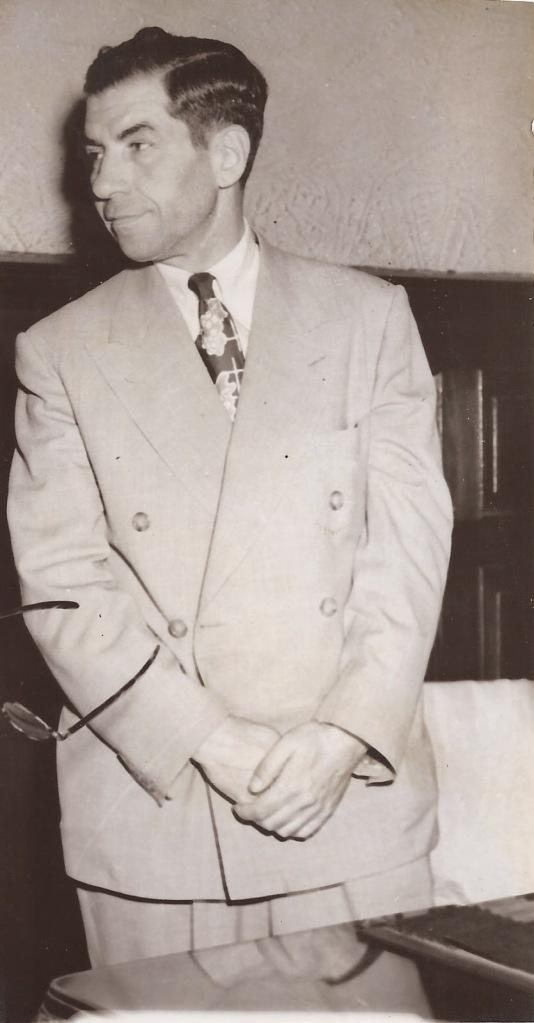 Lucky Luciano 1947 Havana
