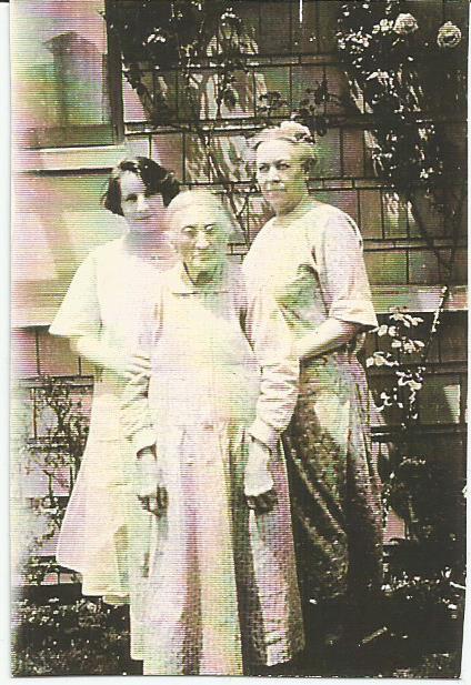 Helen Frankle, Frances Hart, Arabella Hart cornelius vander starr mother