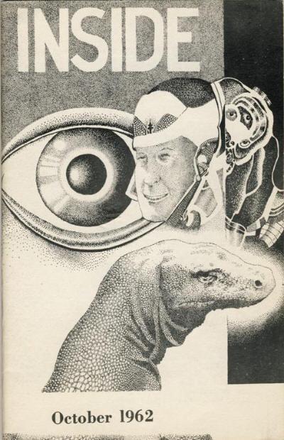 inside fanzine magazine october 1962