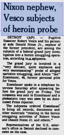 nixon_vesco_article_1975