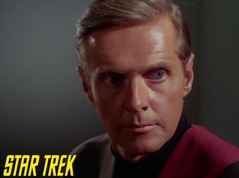 David Frankham (star Trek) maurine oliver