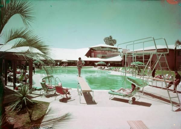 desert inn 1950s