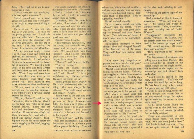 hubbard endisnotyet excalibur manuscript sept 1947