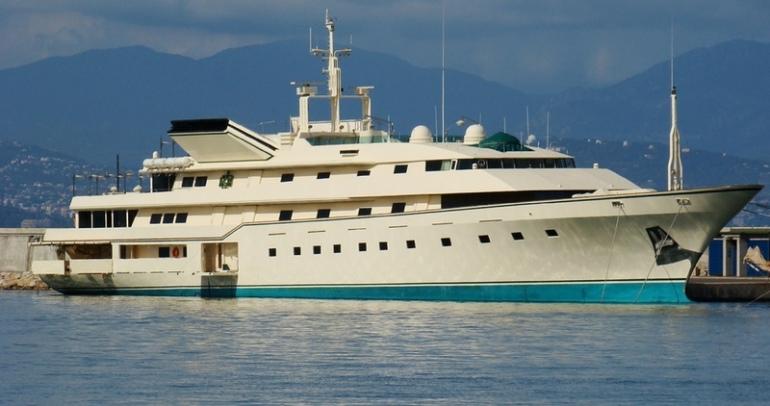 khashoggi's yacht