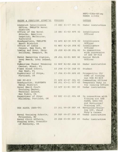 Michael Flynn - Hubbard records 18 June 1980 2