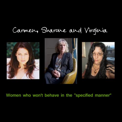 carmen sharone and virginia