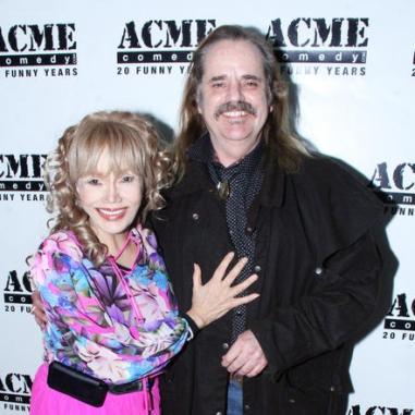 Karen de la Carriere and Jeffrey Augustine