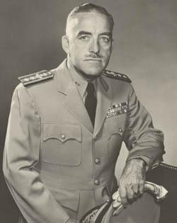 Admiral Bart 'ben' hogan
