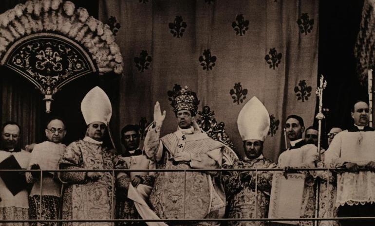 coronation pacelli