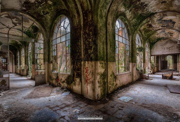 Mombello Asylum - Limbiate Milan - Ex manicomio di Mombello/Limbiate (MI)