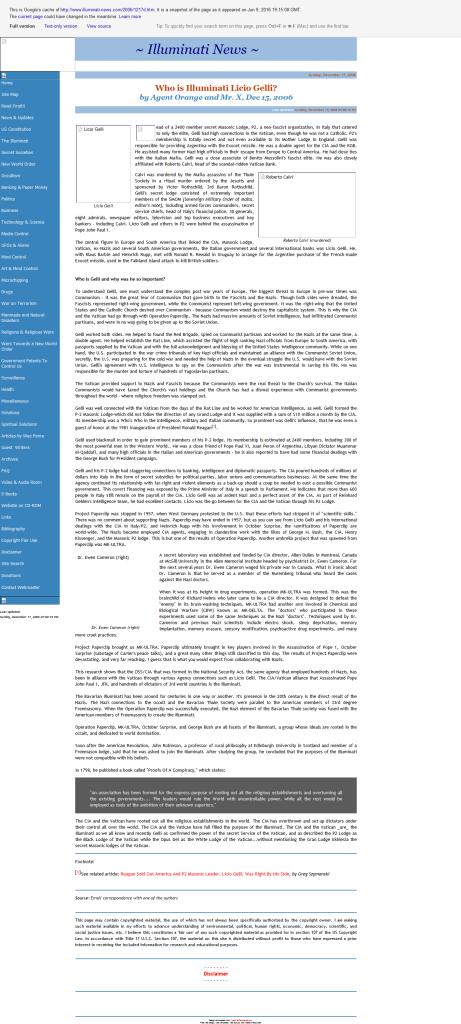 screenshot-webcache 061616 Agent Orange and Mr. X Who Is Illuminati Licio Gelli