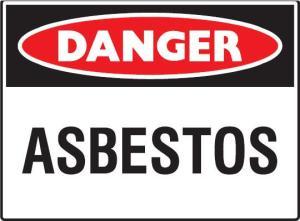 Danger-Asbestos