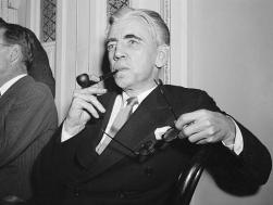 Pelley at his trial - 1942